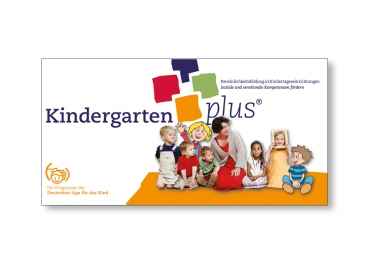 "Faltblatt ""Kindergarten plus"""